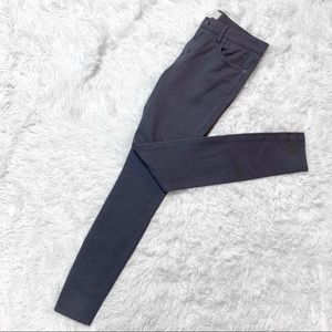 Abercrombie & Fitch Gray Jeggings / Skinny Pants
